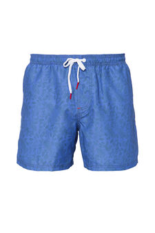 Boxer mare stampa all-over, Blu navy, hi-res