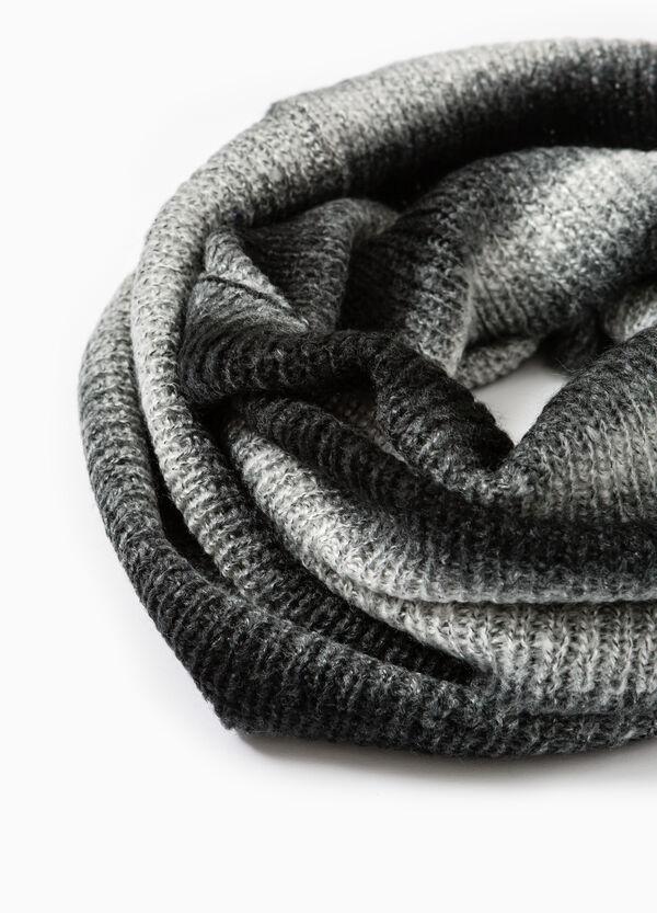 Scaldacollo tricot a righe | OVS