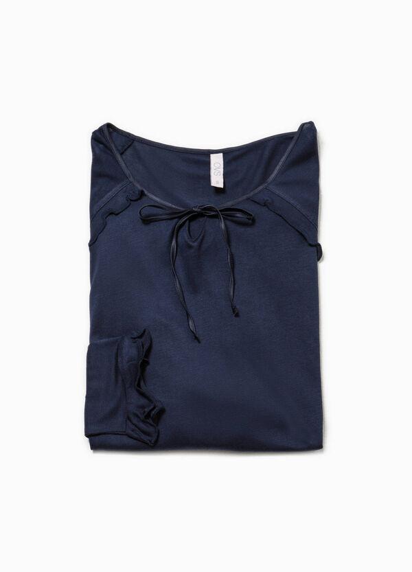 Frilled pyjama top | OVS