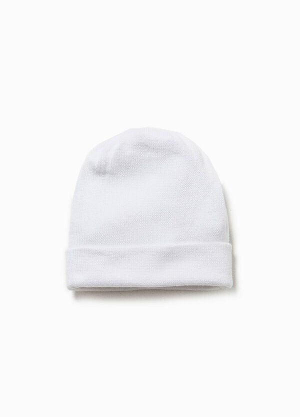 Solid colour beanie cap | OVS