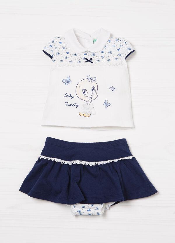 Tweetie Pie outfit in 100% cotton | OVS
