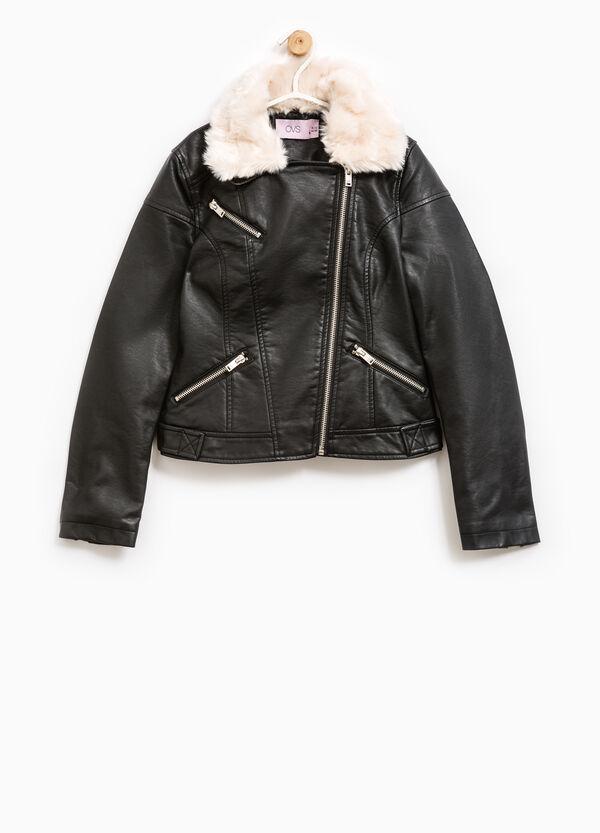 Fur jacket | OVS