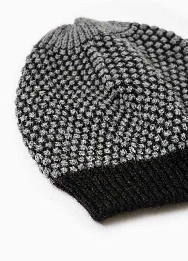 Cappello a cuffia tricot maglie larghe | OVS