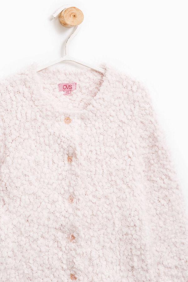 Cardigan tricot tinta unita | OVS