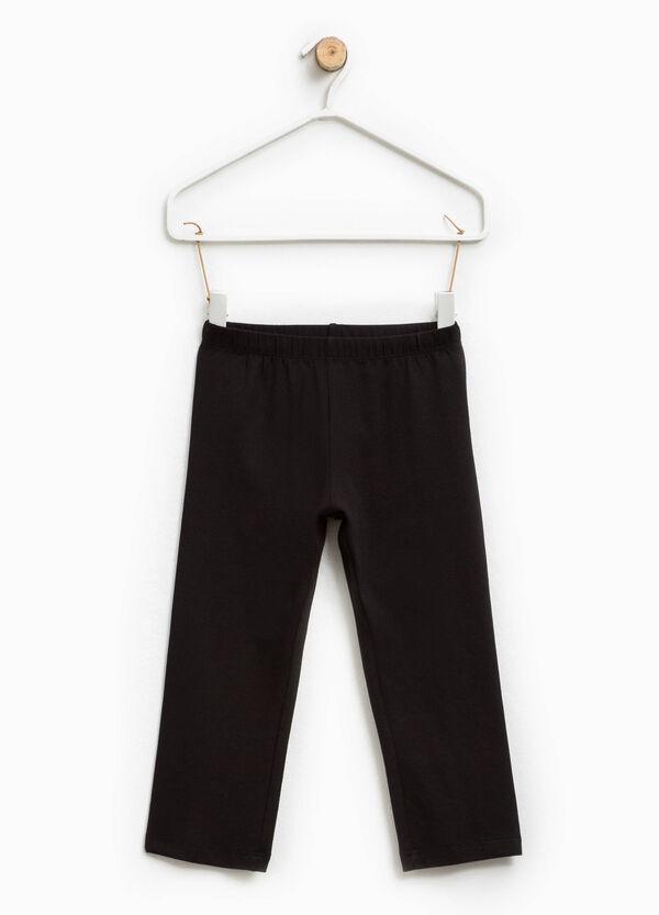Leggings in cotone stretch | OVS