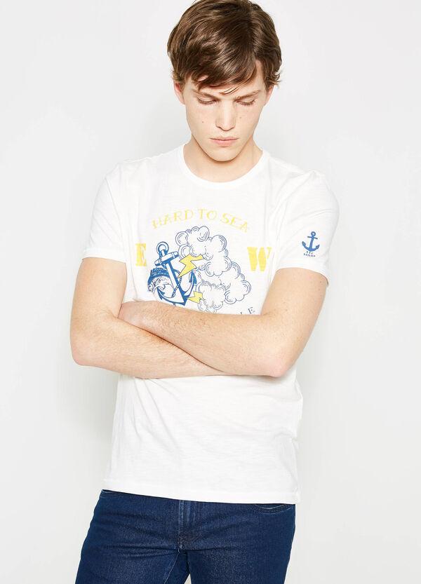 T-shirt girocollo stampata | OVS