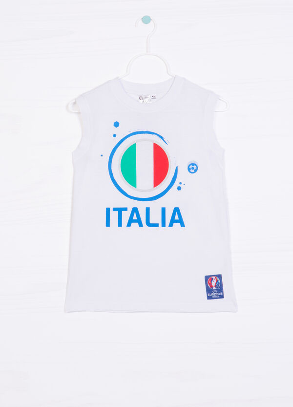 UEFA Euro 2016 vest top in 100% cotton | OVS