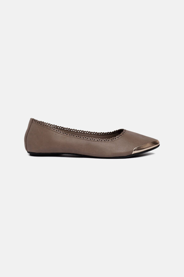 Pointed ballet flats | OVS