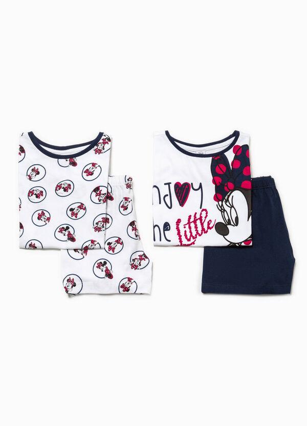 Set due pigiami Minnie 100% Biocotton | OVS