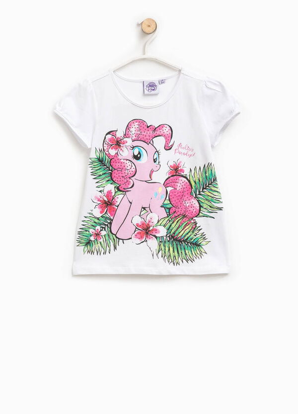T-shirt in cotone stampa My Little Pony | OVS