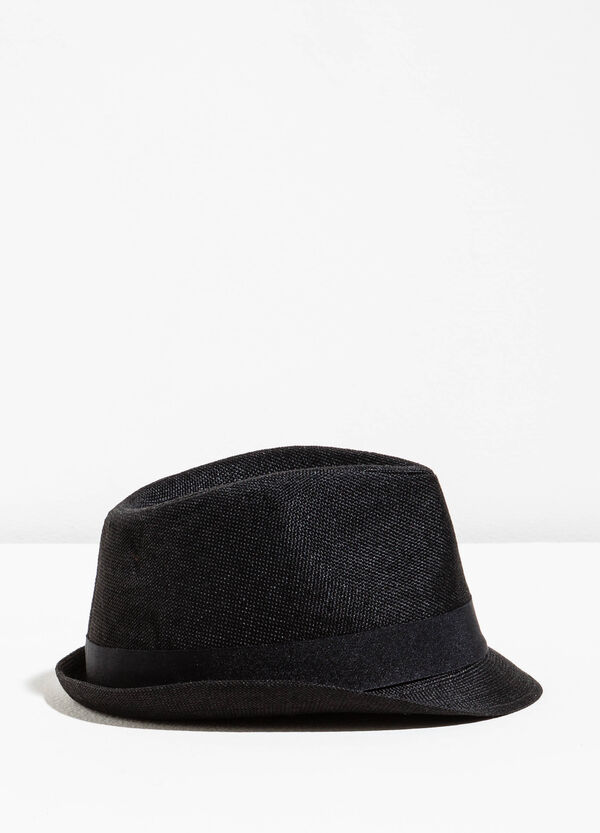 Sombrero de ala ancha con vuelta | OVS