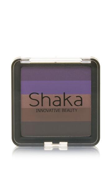 Eyeshadow palette in five shades, Light Purple, hi-res