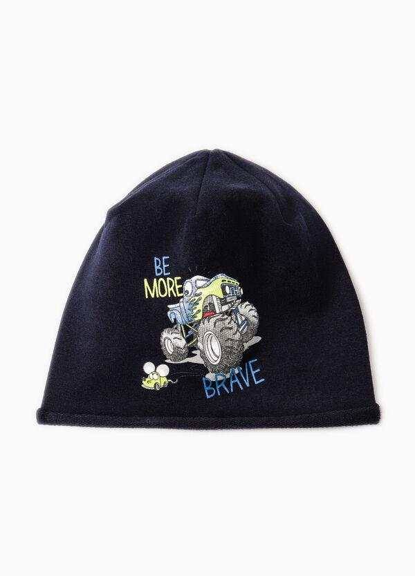 Cappello a cuffia stampato   OVS