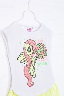 My Little Pony sleeveless dress, White/Yellow, hi-res