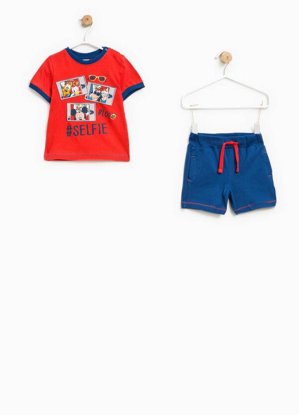 Completo t-shirt e bermuda Disney | OVS