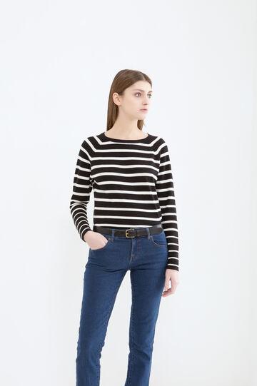 Skinny-fit stretch jeans