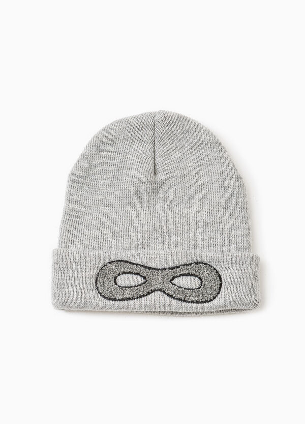 Embroidered beanie cap | OVS