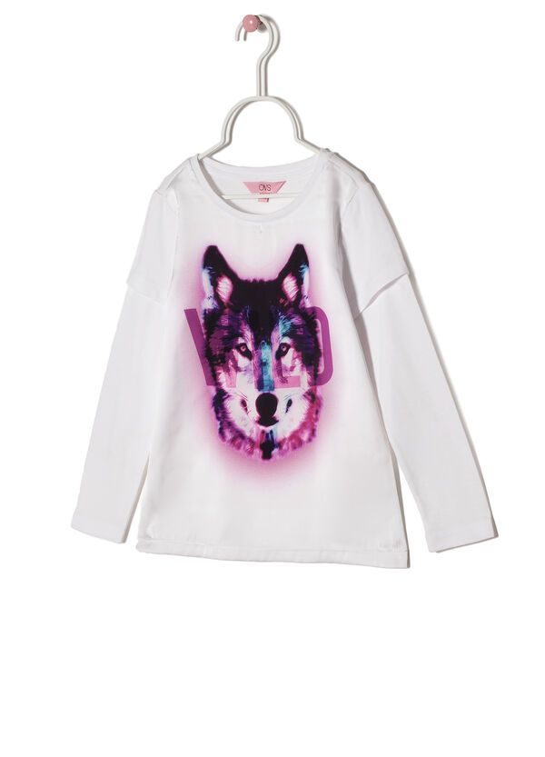 Wild print T-shirt | OVS