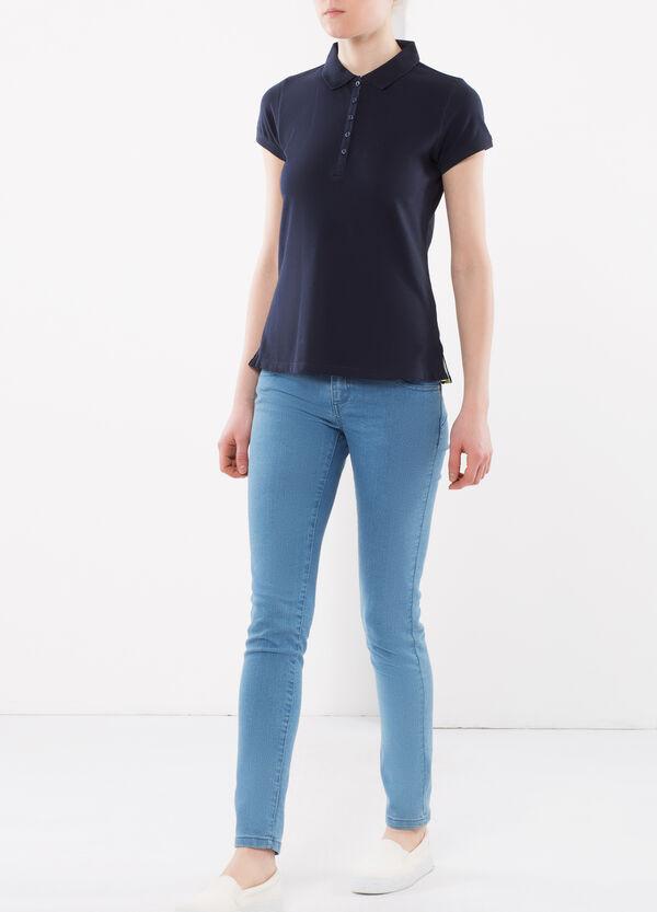 Five-button polo shirt | OVS