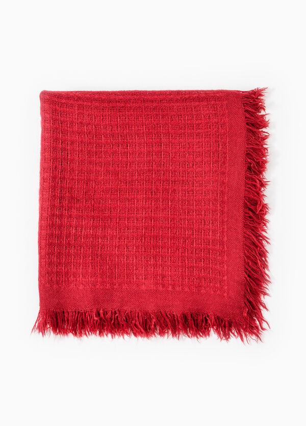 Sciarpa tinta unita tricot | OVS