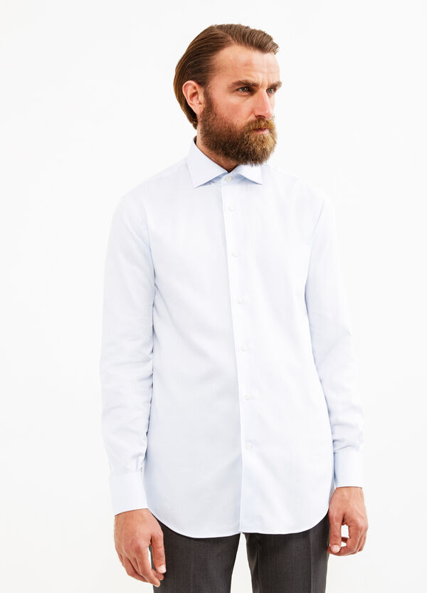 Regular-fit cotton formal shirt | OVS