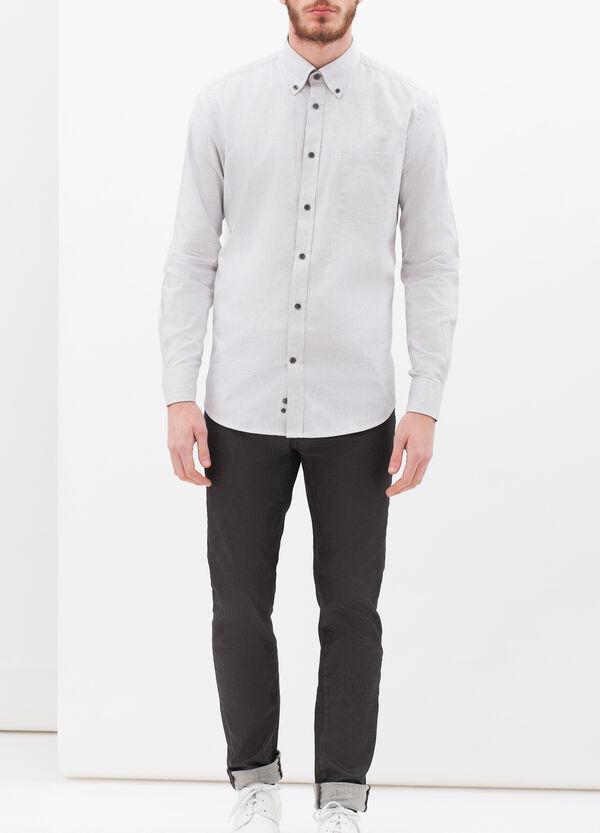Camicia in puro cotone vaiella | OVS