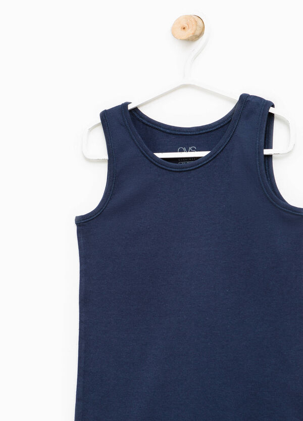 100% cotton under vest | OVS