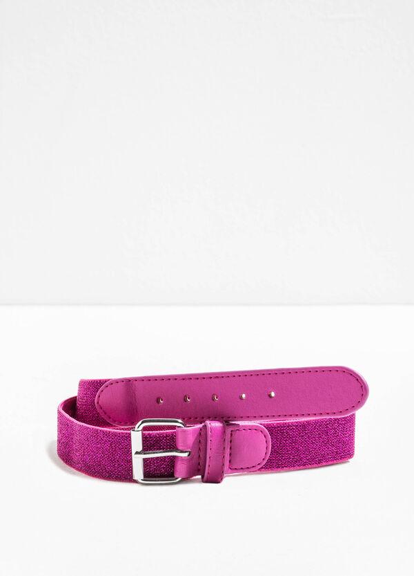 Elasticated glittery belt | OVS