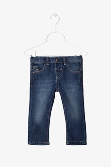 5-pocket jeans, Denim, hi-res