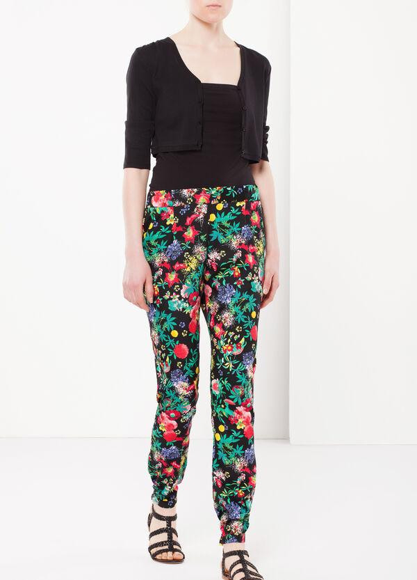 High waist wide leg pants | OVS