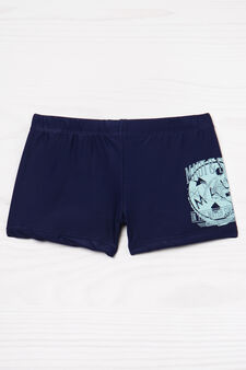 Boxer mare stampati Maui and Sons, Blu navy, hi-res