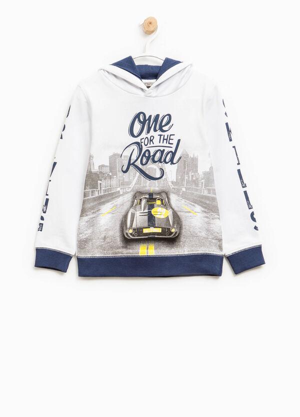 100% cotton hoodie | OVS