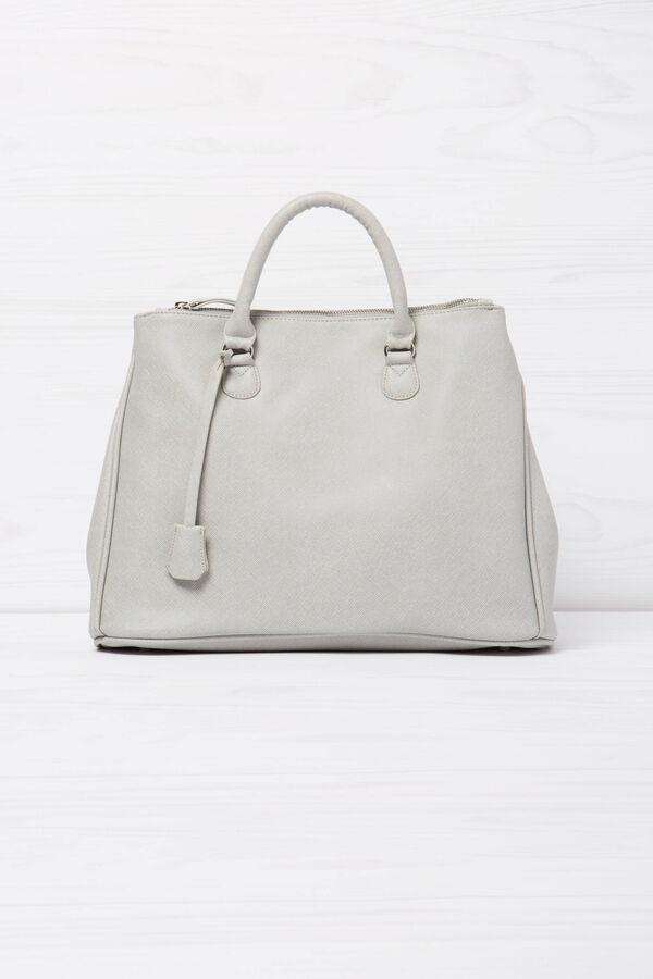 Solid colour handbag with shoulder strap | OVS