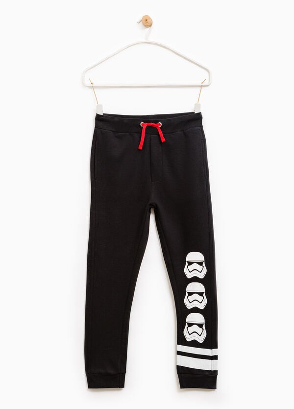 Joggers with Star Wars print   OVS