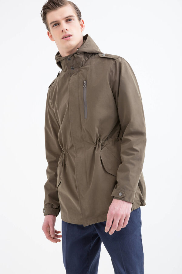 Rumford long wind breaker | OVS