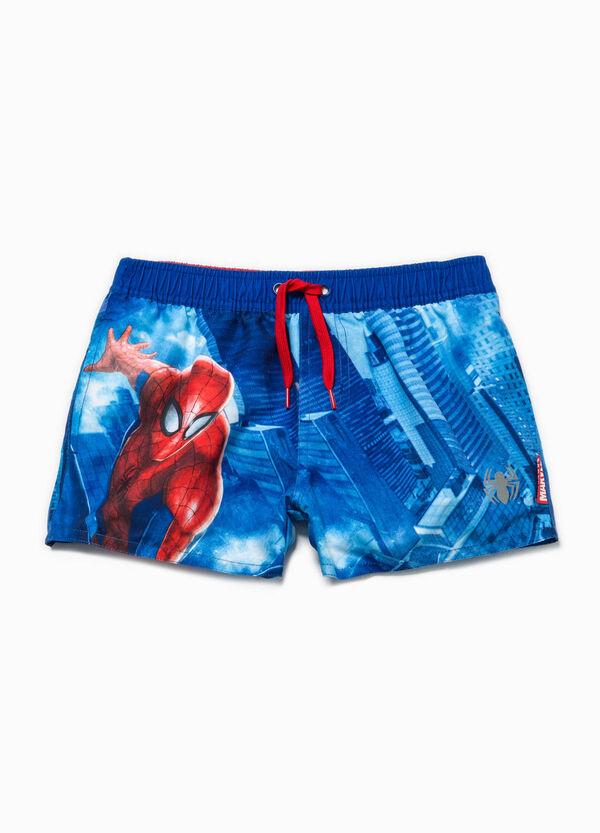 Pantalón corto de playa de Spiderman   OVS