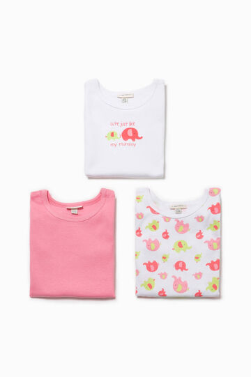 Set tre body 100% Biocotton