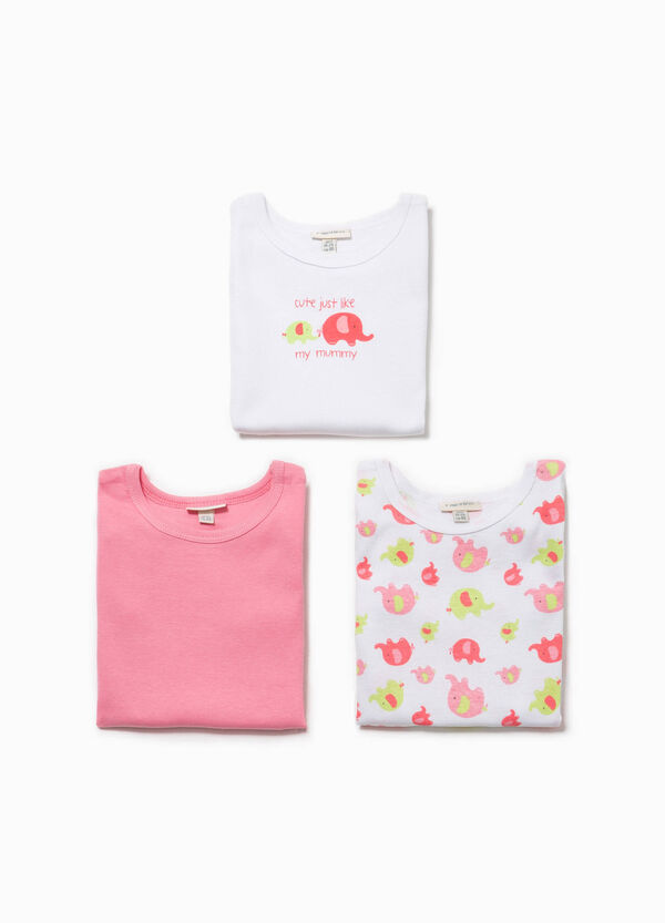 Set tre body 100% Biocotton | OVS