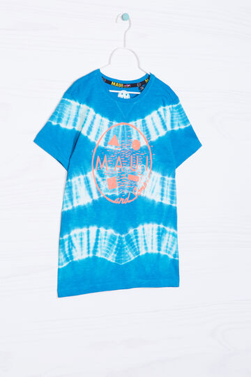 T-shirt puro cotone Maui and Sons, Blu, hi-res