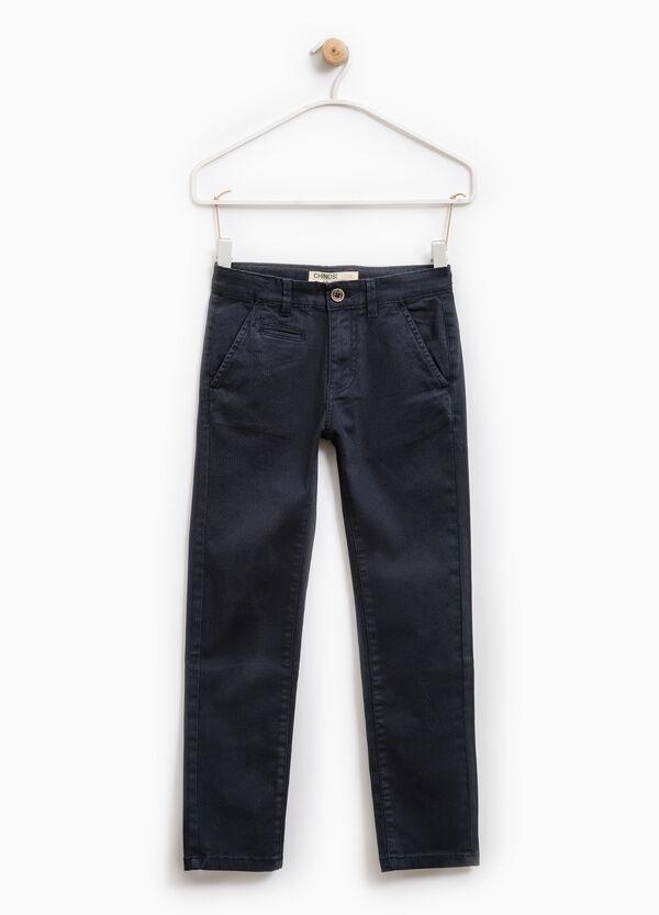 Pantaloni chino stampa all-over | OVS
