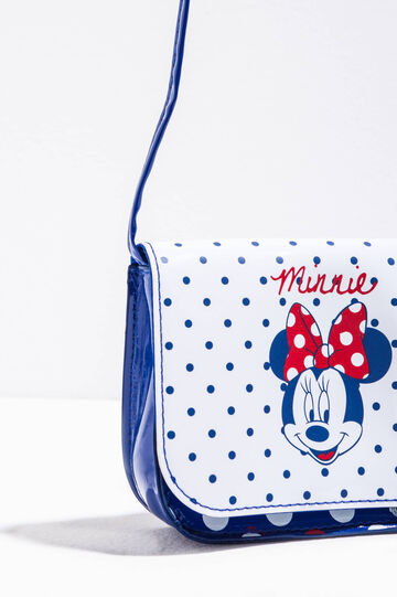 Shoulder bag with Minnie Mouse print