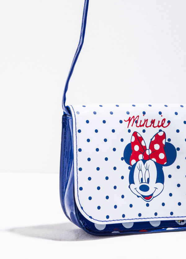 Shoulder bag with Minnie Mouse print | OVS