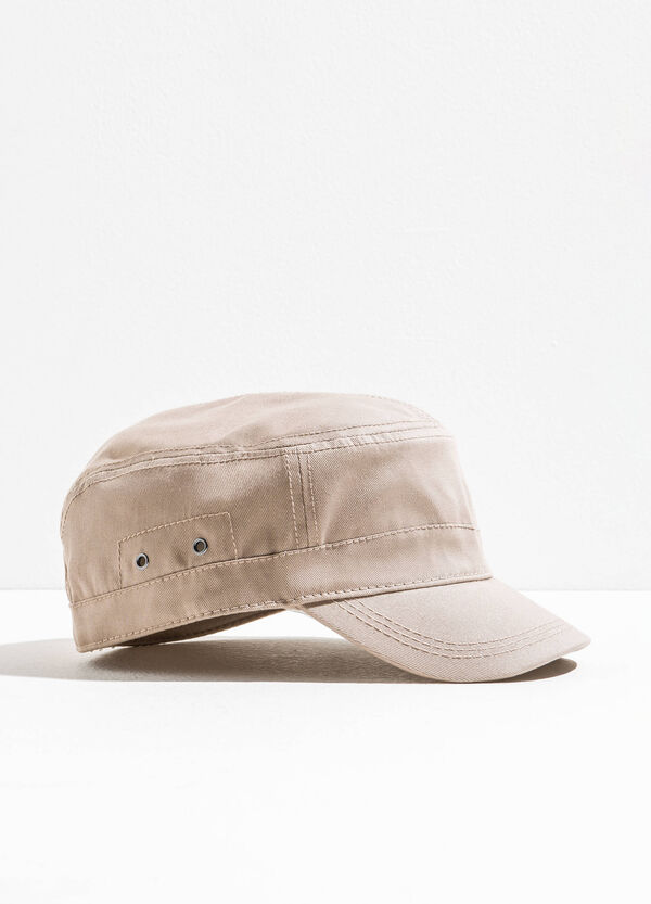 Solid colour baseball cap | OVS