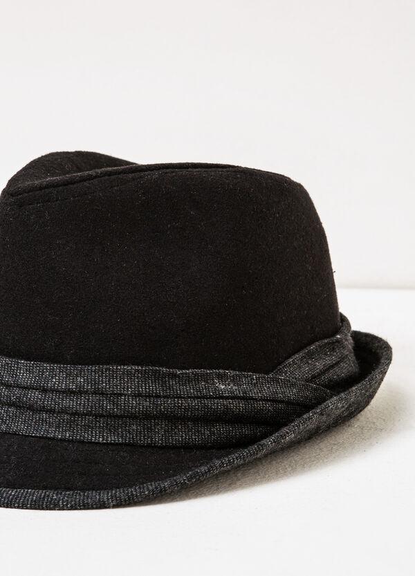 Cappello tinta unita con fascia | OVS