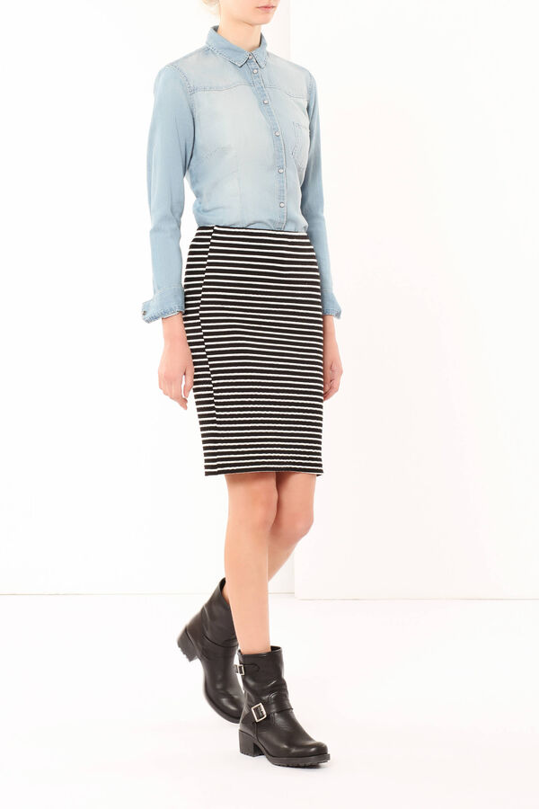 Striped skirt | OVS
