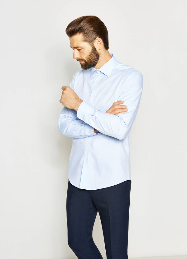 Slim-fit formal shirt | OVS