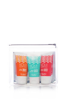 Solar protection travel kit medium protection, Multicolour, hi-res