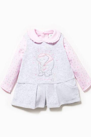 Conjunto de camiseta y vestido de Dumbo