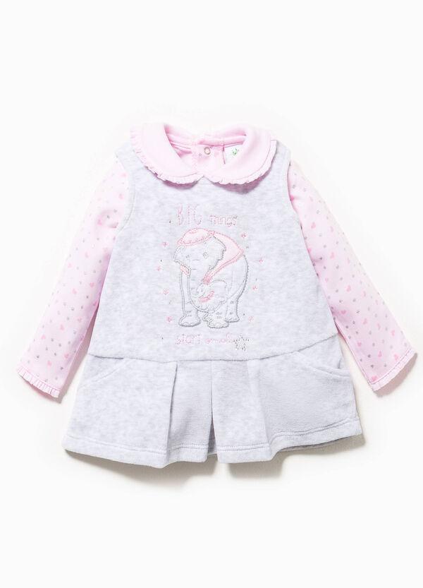 Conjunto de camiseta y vestido de Dumbo | OVS
