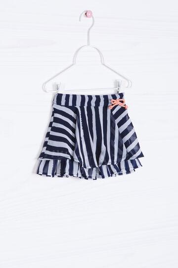 Striped culottes, Multicolour, hi-res